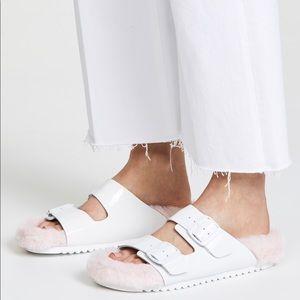 Comfortable Chic Slides